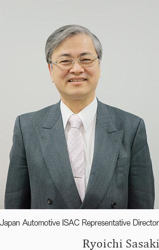 Japan Automotive ISAC Representative Director